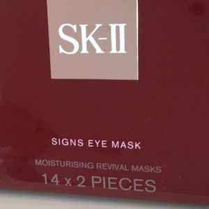 SK-II Other - NIB SK-II Signs Eye Moisturising Revival Masks 14